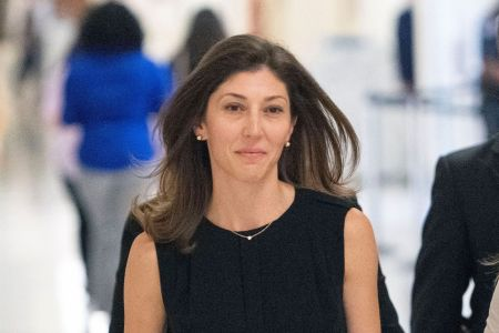 Lisa Page United States House Judiciary Committee interview, Washington DC, USA - 13 Jul 2018